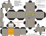 COM3: Reptoid Cubee
