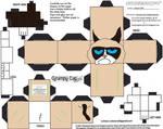 POTI1: Grumpy Cat Cubee