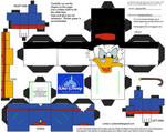 Dis32: Scrooge McDuck Cubee