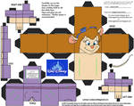 Dis34: Gadget Hackwrench Cubee