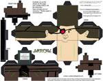 Arrow3: Deadshot Cubee