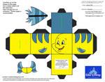 Dis43: Flounder Cubee