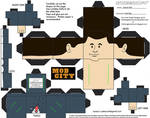 MobCity1: Ned Stax Cubee