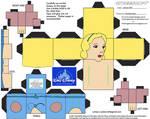 Dis47: The Blue Fairy Cubee