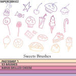 Sweet Shop Sweet Brushes