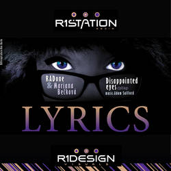 song LYRICS pdf - Disappointed eyes (falling) by R1Design