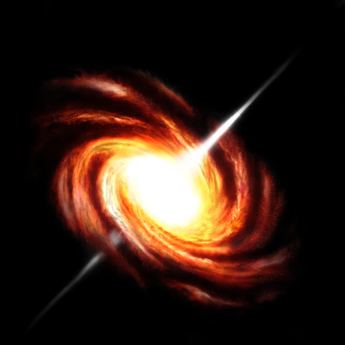 Quasar by: Snedex, deviantart