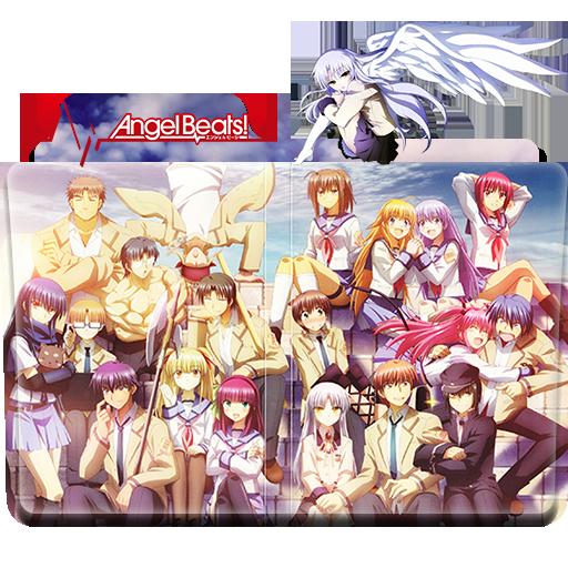 Angel Beats Icon Folder By WardPhoenix