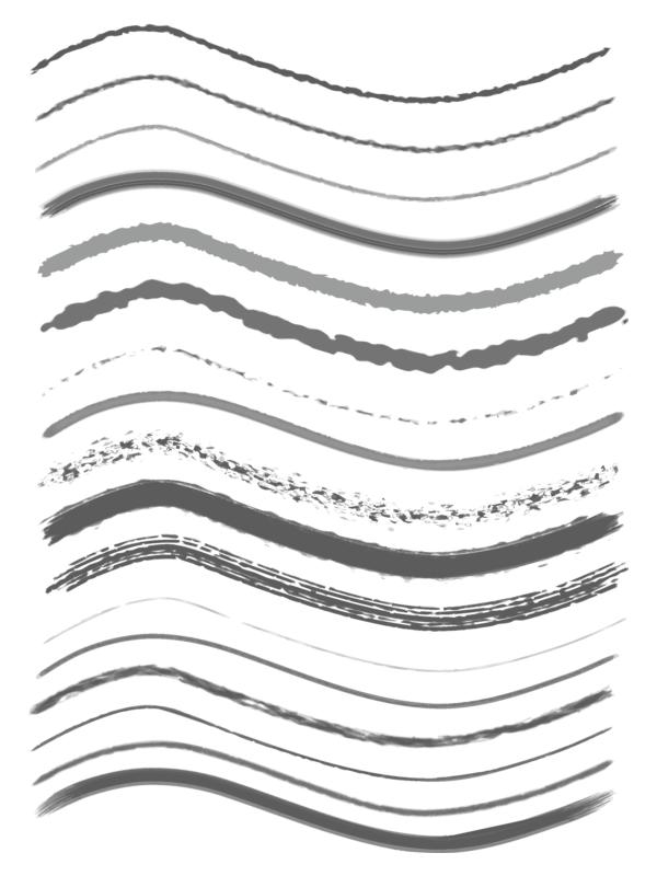 FreehandMX Drawing Brushes