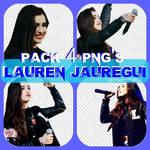 Pack 4 Png's De Lauren Jauregui 5H