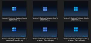 Darkmyst - Windows 11 Wallpaper Pack (2560x1600)