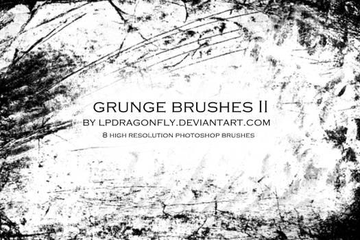 grunge brushes II
