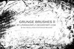grunge brushes II
