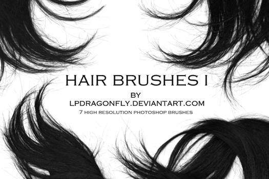 hair brushes I