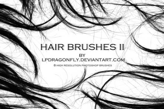 hair brushes II