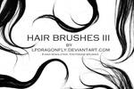 hair brushes III