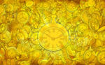 Golden Time - Wallpaper by guimarconi