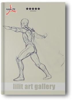 کتاب آموزش مبانی طراحی فیگور