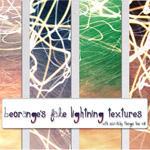 fake lightning textures