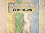 crumpled color paper texture