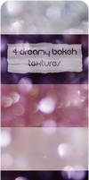 Dreamy Bokeh Texture Set