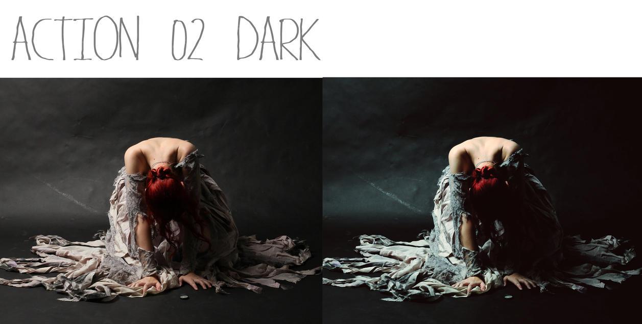 Action 02 Dark by beorange