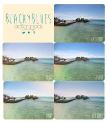 Beachy Blues Actions