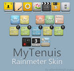 MyTenuis for Rainmeter
