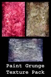 Paint Grunge Texture Pack