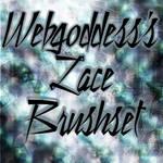 Lace Brushset