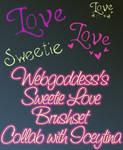 Sweetie Love Brush Collab