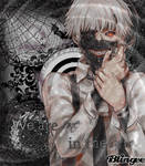 Kaneki Ken Tokyo Ghoul -CLICK FOR FULL GIF-