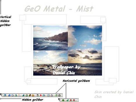GeO Metal - Mist by komputercid