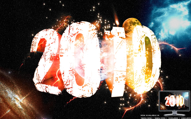 2010 CELEBRATORY WALLPAPER