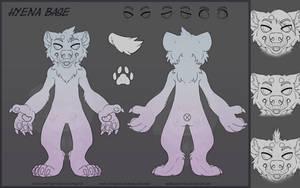 Hyena P2U Base by Bubblegum-Yokai
