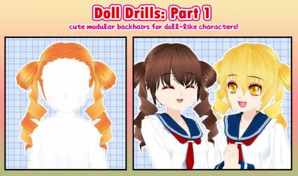 Doll Drills 1 by ebonykun