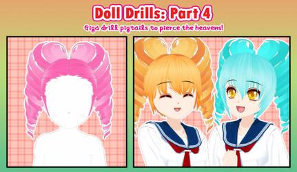 Doll Drills 4 by ebonykun