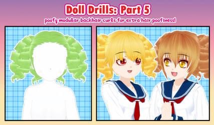 Doll Drills 5 by ebonykun