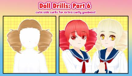 Doll Drills 6 by ebonykun