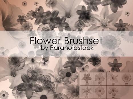 Flower Brushset