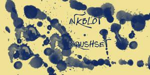 Inkblot Brushset