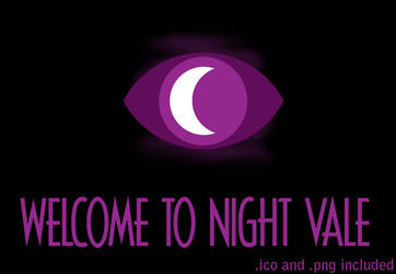 Welcome to Night Vale Custom Icon