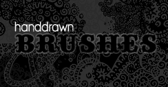 10 handrawn brushes by creativesplash