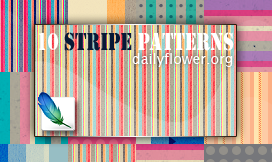 10 stripe patterns for ps by creativesplash