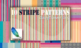 10 stripe patterns for ps by creativesplash