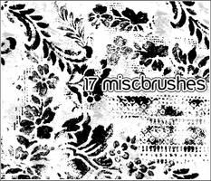 misc brushes by creativesplash
