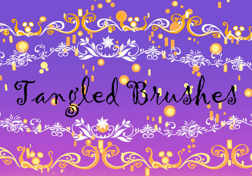 Tangled Brushes