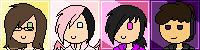 Friends' Avatars