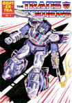 The Transformers - G1 Extra - All In The Style