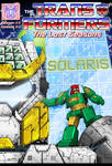 Solaris - Complete Comic